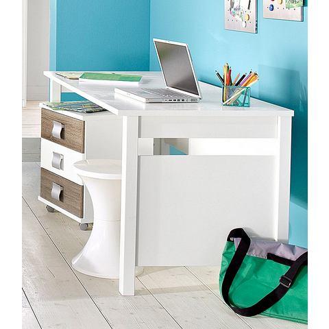 Bureau met kunststof oppervlak