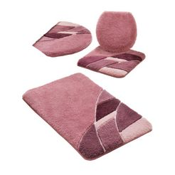 badkamermat roze