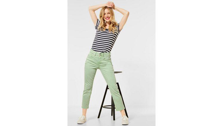 STREET ONE 7/8 jeans 5-pocketsstijl