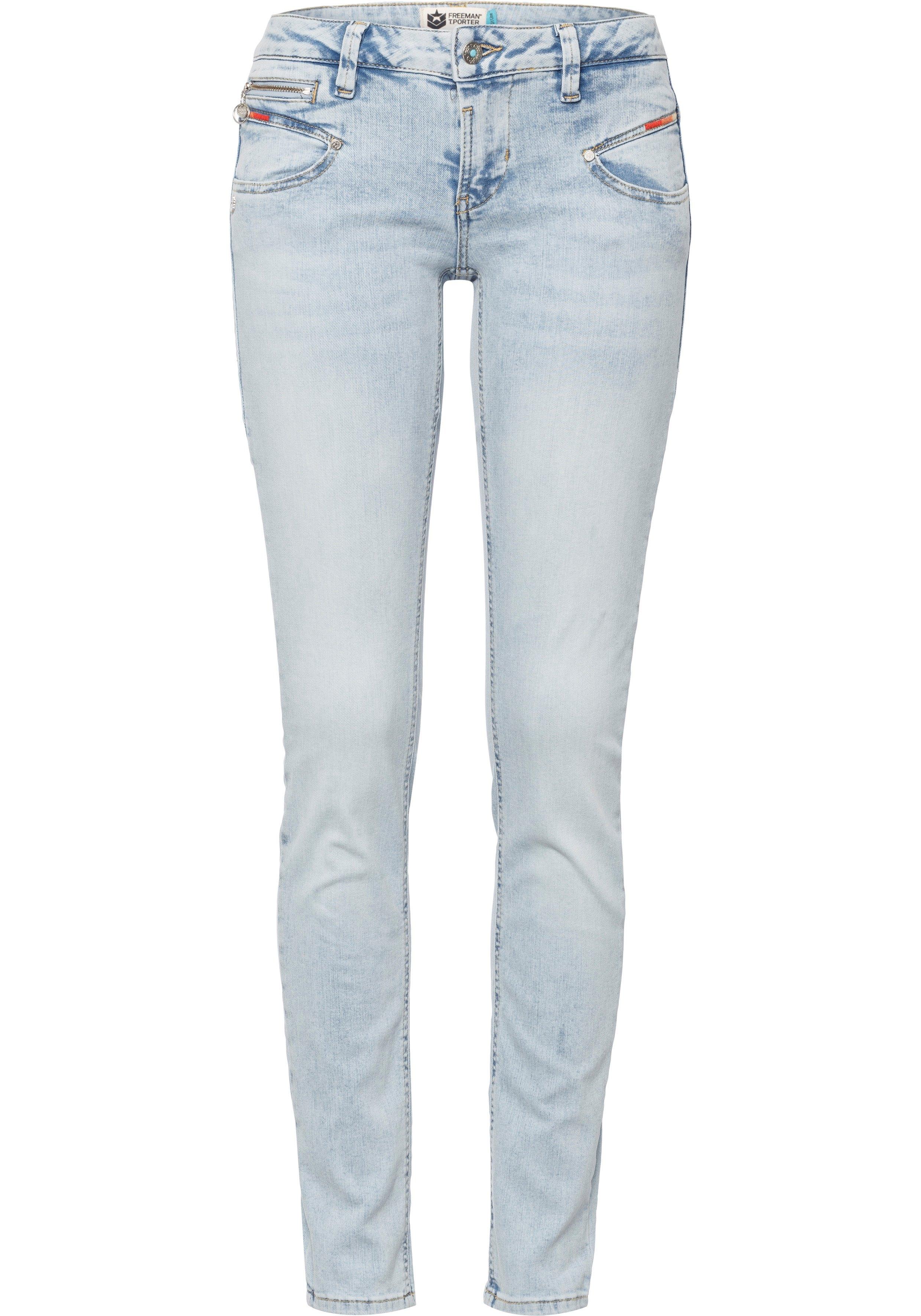 Freeman T. Porter slim fit jeans nu online bestellen