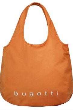 bugatti shopper bona bijzonder licht (1-delig) oranje
