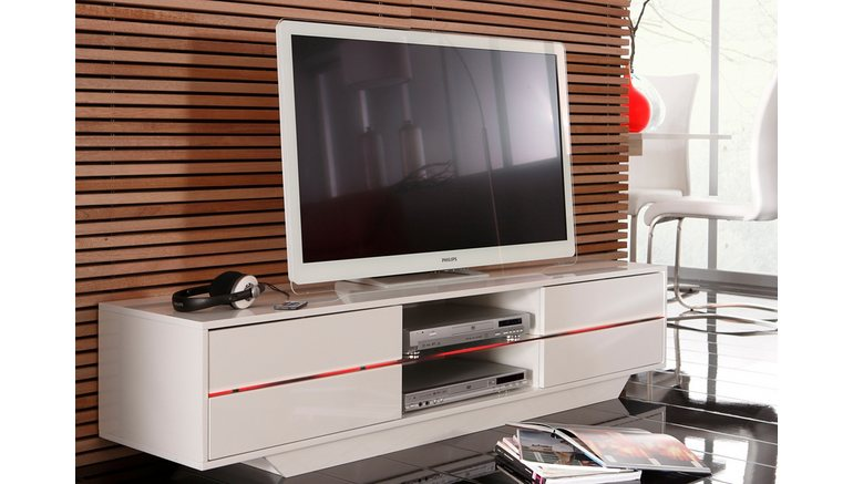 tv lowboard led verlichting. Black Bedroom Furniture Sets. Home Design Ideas