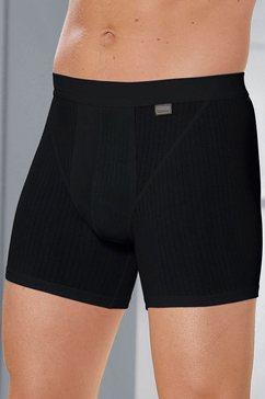 boxershort, schiesser, set van 2 zwart