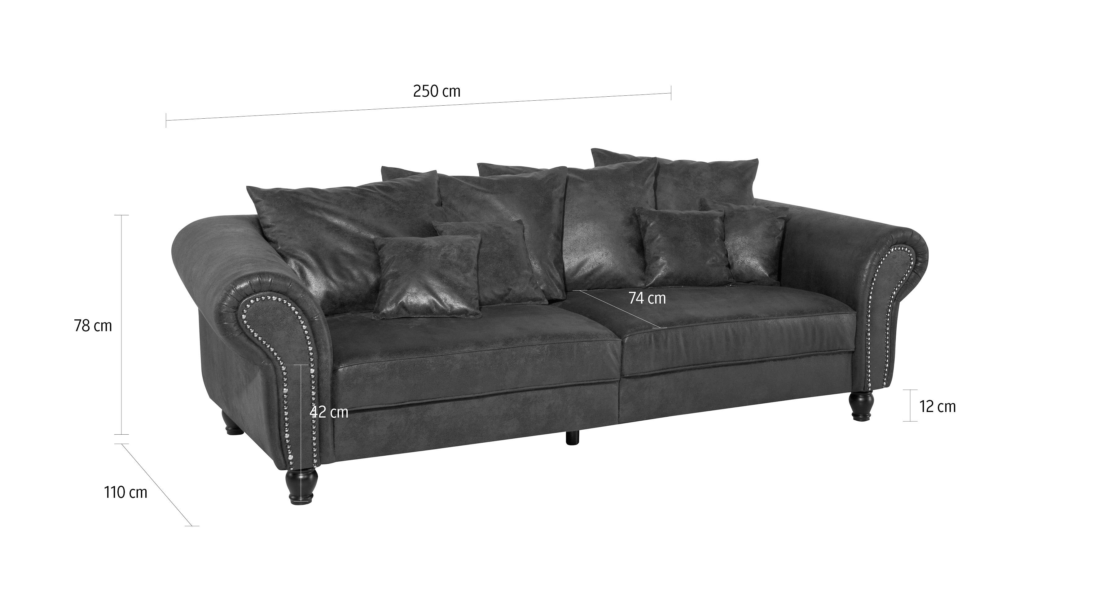 home affaire megabank bigby online bestellen otto. Black Bedroom Furniture Sets. Home Design Ideas
