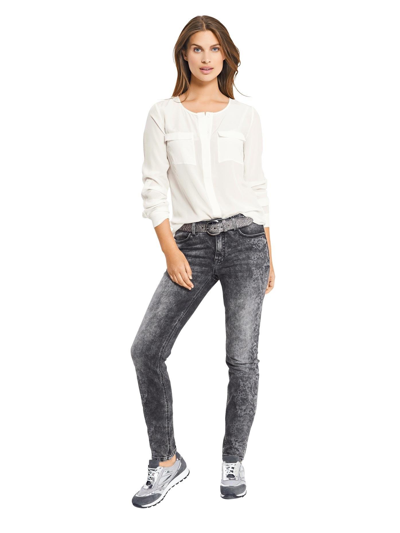 RICK CARDONA by Heine zijden blouse voordelig en veilig online kopen