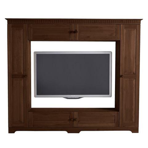 HOME AFFAIRE TV-wandmeubel met 6 deuren