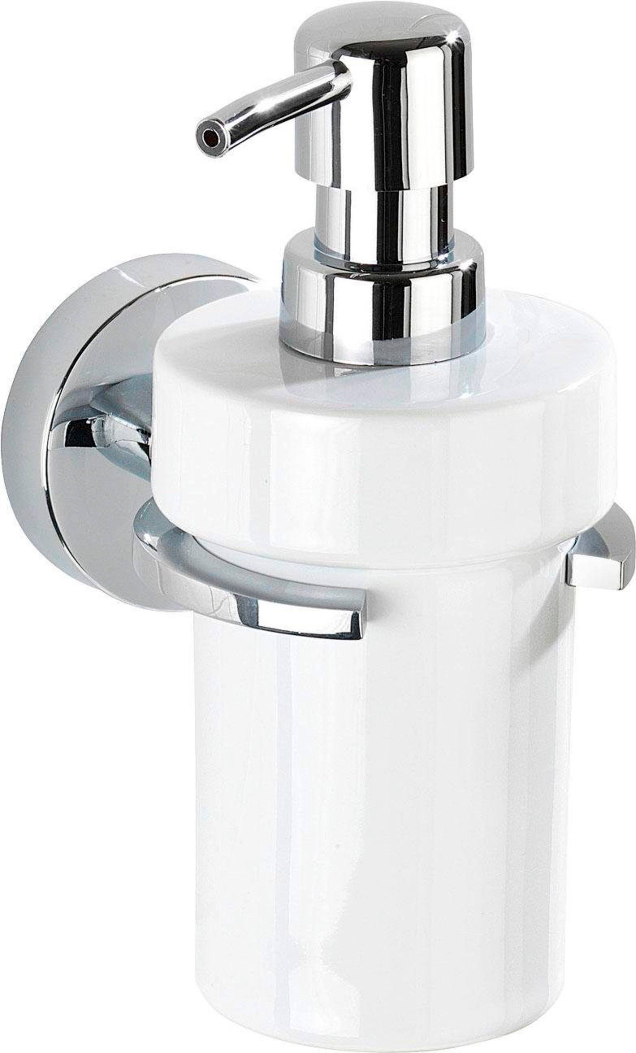 WENKO zeepdispenser Capri Vacuüm-Loc® - verschillende betaalmethodes
