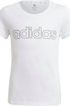 adidas performance t-shirt wit
