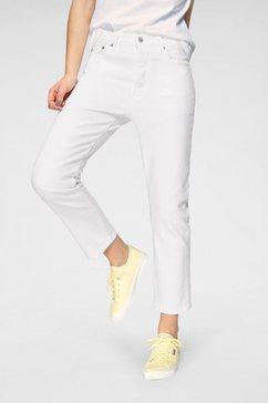 levi's 7-8 jeans 501 crop - by gntm wit