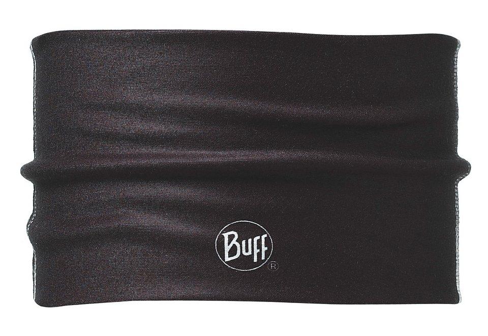 Hoofdband BUFF »Stadi Black« Headband Buff® van CoolMax zwart