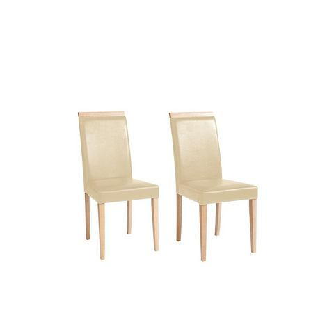 HOME AFFAIRE Set van 2 stoelen