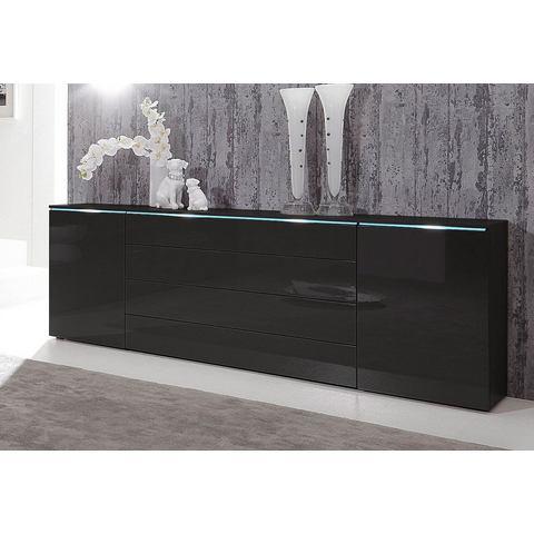 Dressoirs Sideboard van hooglanzend mdf 115369