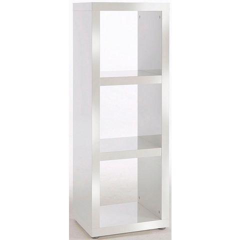 Kasten  vitrinekasten HMW MOBEL Open kast met 3 smalle vakken 721656