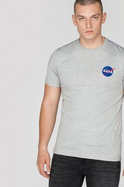 alpha industries shirt met ronde hals »space shuttle t«