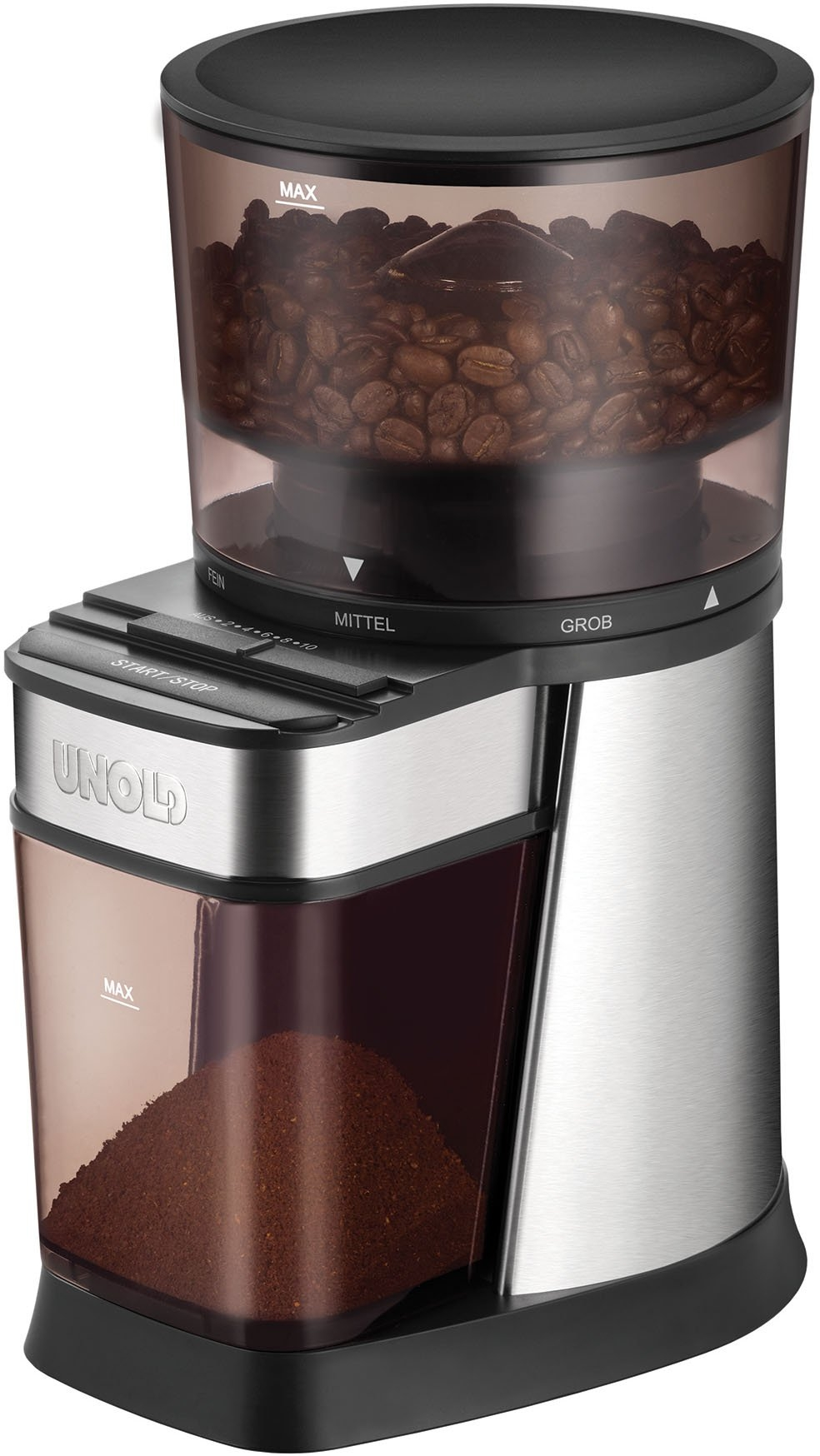 Unold koffiemolen Edel 28915 nu online bestellen