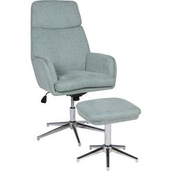 duo collection relaxfauteuil groen