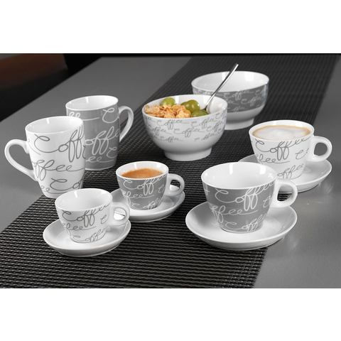 RITZENHOFF & BREKER Servies CORNELLO GREY