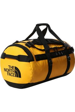 the north face reistas base camp duffle geel
