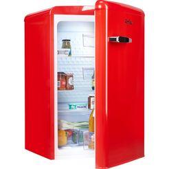 amica koelkast rood