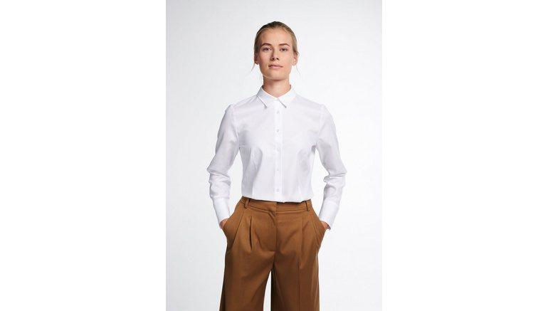 Eterna overhemdblouse MODERN CLASSIC Lange mouwen