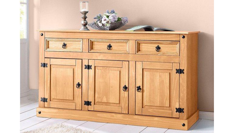 sideboard home affaire online bestellen otto. Black Bedroom Furniture Sets. Home Design Ideas