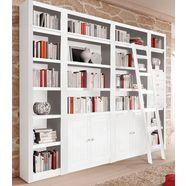 boekenkast, 8-delig wit