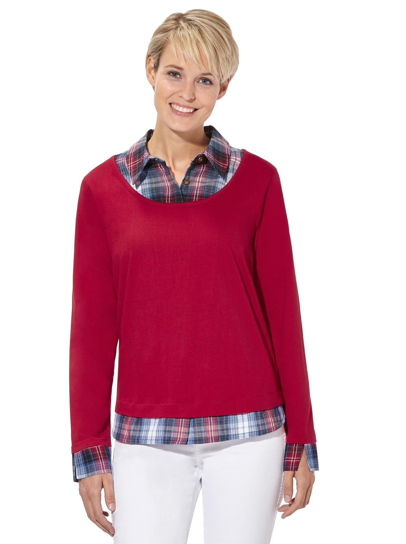 Casual Looks 2-in-1-shirt voordelig en veilig online kopen