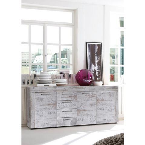 Dressoirs Sideboard met 3 deuren 407396