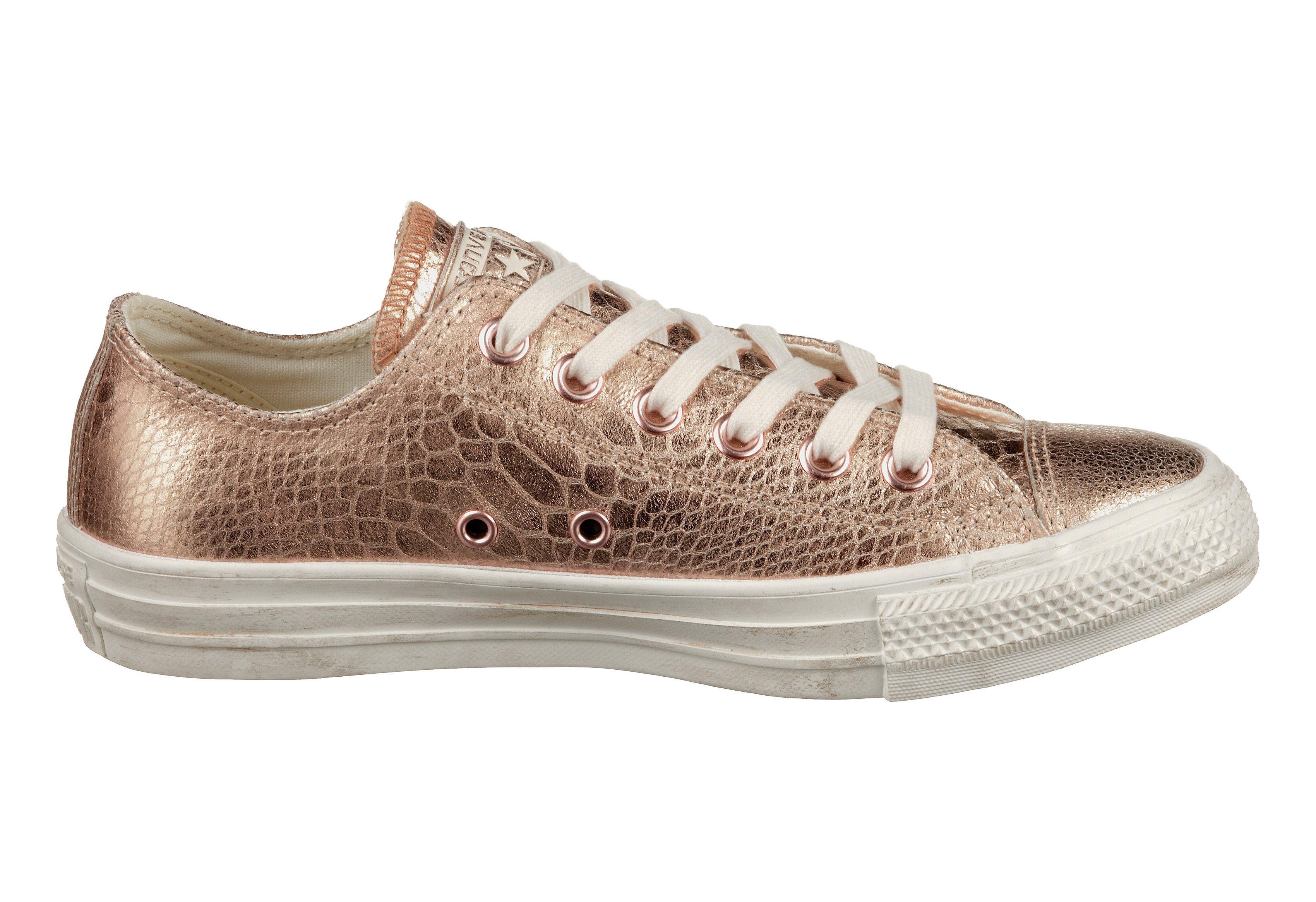 Chaussures De Sport Converse Boeuf Étoile Rencontré Slangenprint oFTS6M4