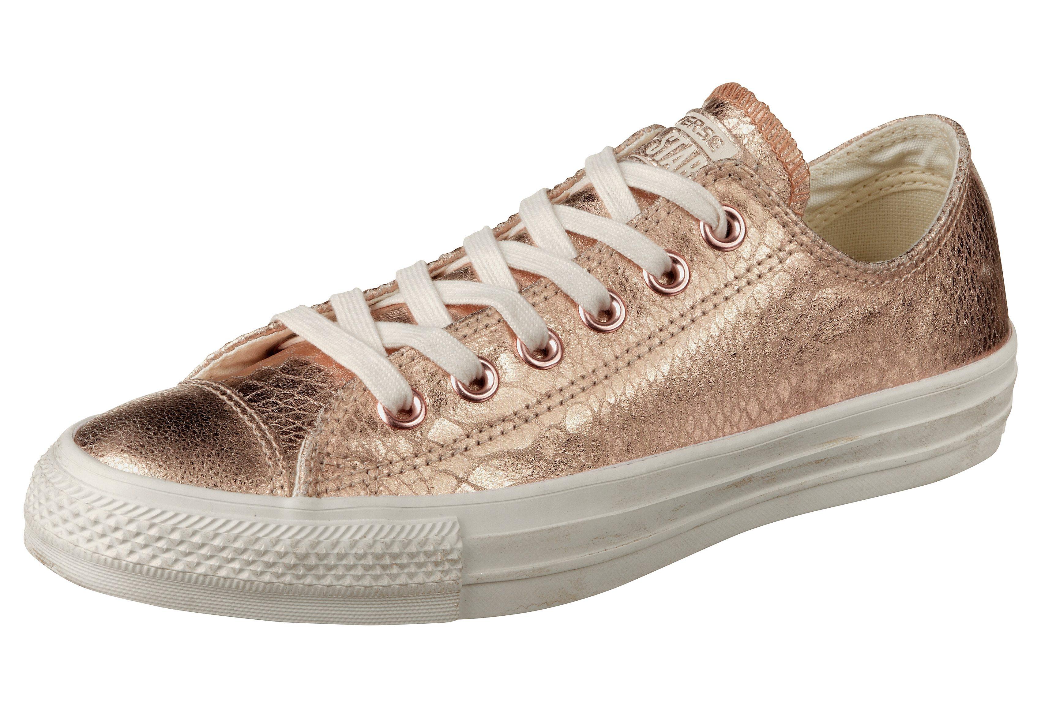 Chaussures De Sport Converse Boeuf Étoile Rencontré Slangenprint HHV6M