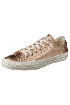 Sneakers All Star Ox met slangenprint