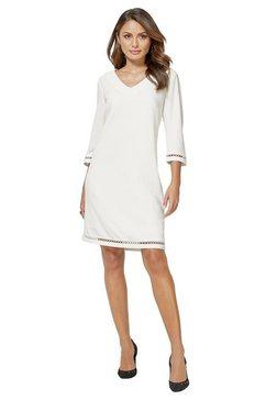 creation l mini-jurk jurk wit