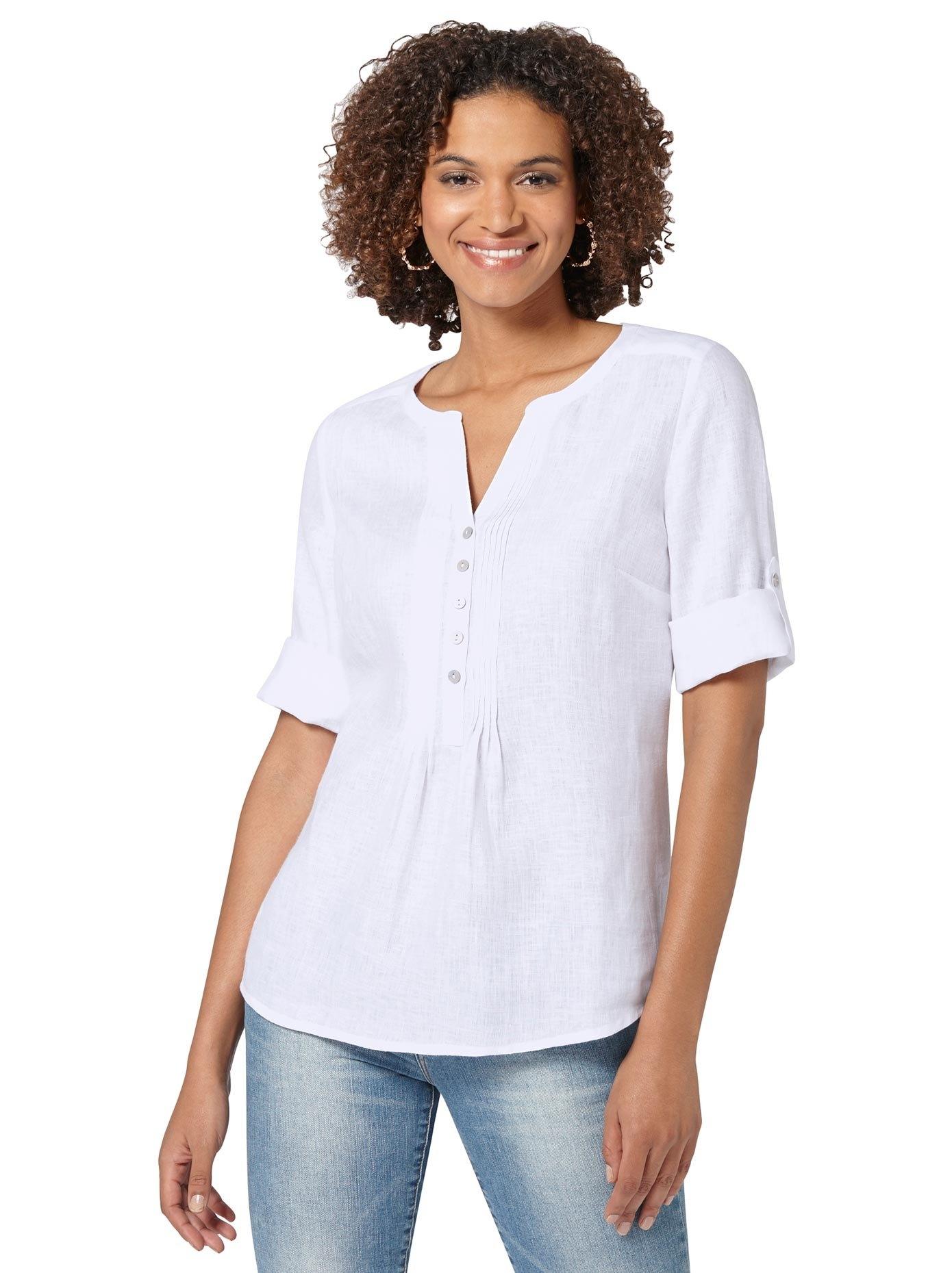 Casual Looks overhemdblouse - verschillende betaalmethodes