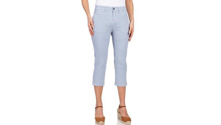 wonderjeans capri jeans