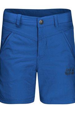 jack wolfskin short sun shorts k blauw