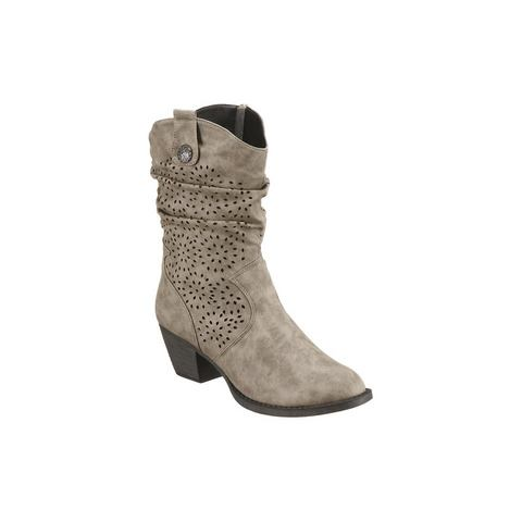 Dames schoen: CITY WALK Laarsjes met ritssluiting