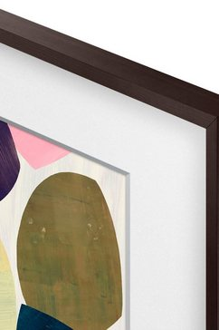 "samsung lijst customizable frame 50"" 2020 bruin"