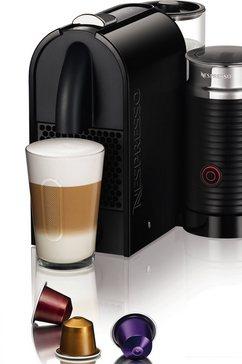 De'Longhi Nespresso Koffiecapsulemachine Umilk EN 210.BAE, zwart, met melkopschuimer