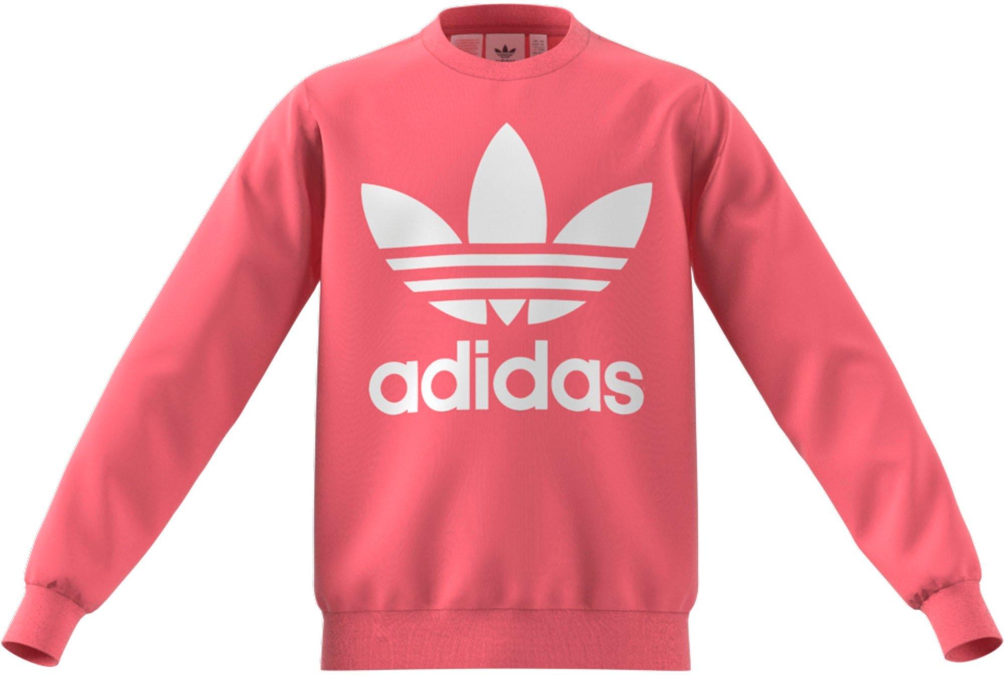 adidas Originals sweatshirt »TREFOIL« bestellen: 30 dagen bedenktijd