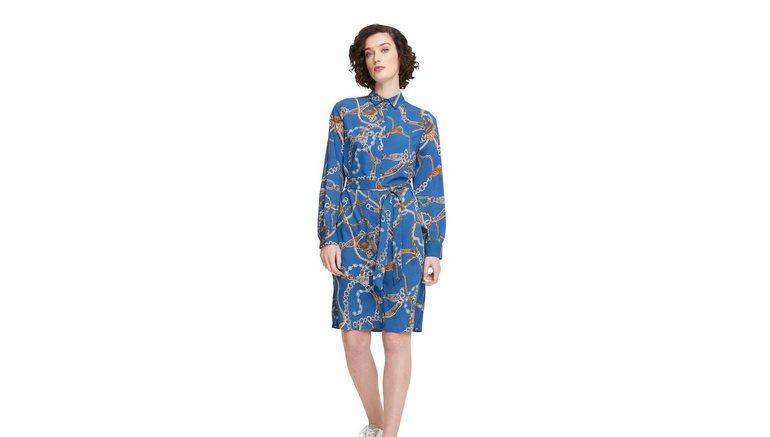 RICK CARDONA by Heine gedessineerde jurk