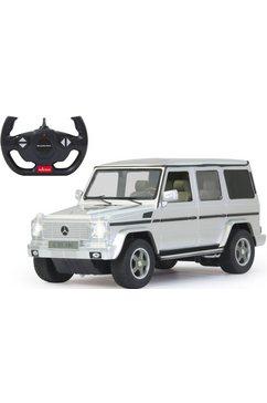 jamara rc auto mercedes g55 amg - 40 mhz zilver