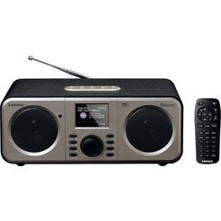 lenco digitale radio (dab+) dar-030 zwart