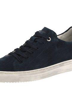 sioux sneakers »tils sneaker-d 001« blauw