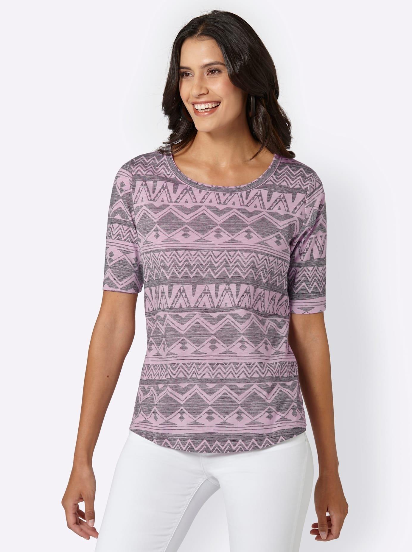 Ambria shirt met print nu online bestellen