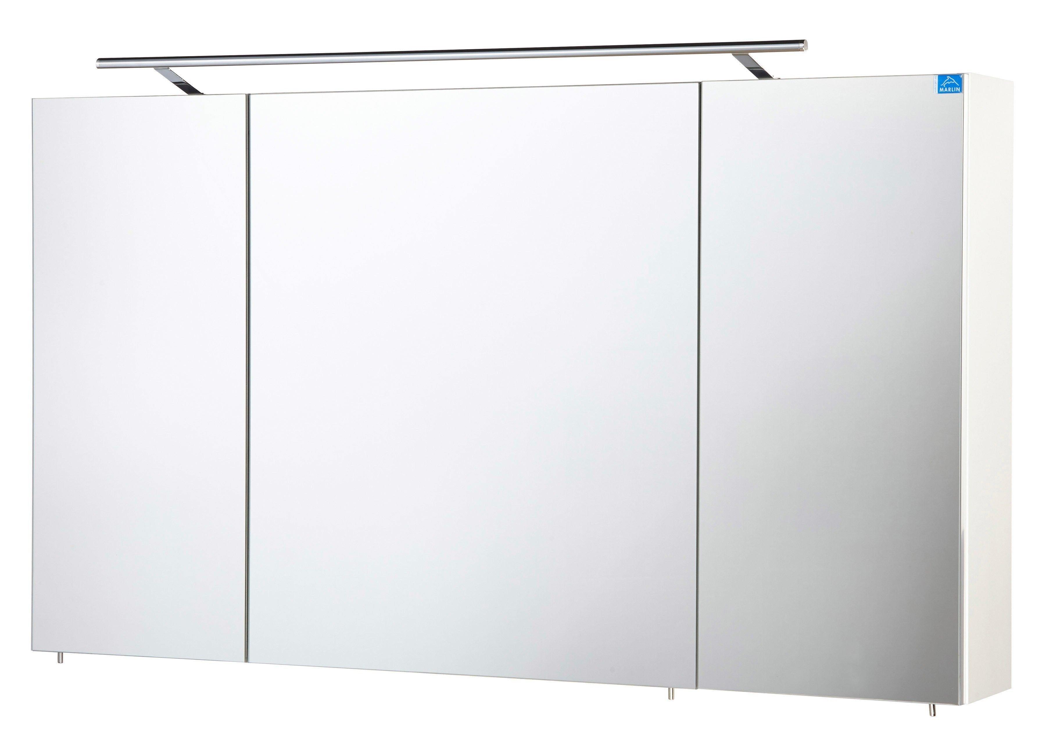 Op zoek naar een MARLIN Spiegelkast 3043 met ledverlichting, breedte 120 cm? Koop online bij OTTO