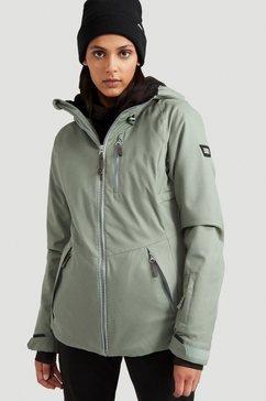 o'neill ski-jack vauxite jacket groen