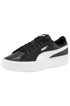 puma sneakers »puma vikky stacked l« zwart