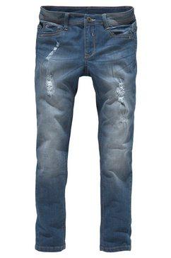 arizona stretch jeans skinny fit blauw