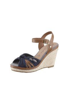 Sandaaltjes met 10 cm hoge hak