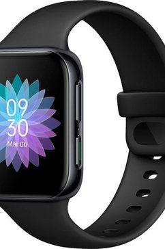 oppo »oppo watch 41 mm wifi« smartwatch zwart